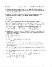 Math_235-Assig_2-F09