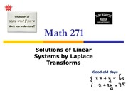 Laplace_Systems