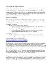 Discussion Board Guidelines - pass-fail - 20 points(2) (1).docx