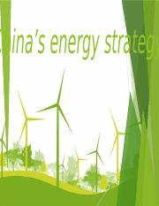 11-China's energy strategy