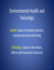 Lecture 5 Environmental Health and Toxicology(3).ppt