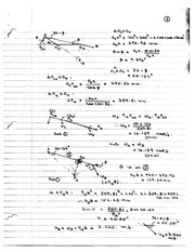 EECE 364 Conic Equations Notes