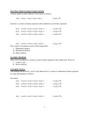 BMA 102 SIMULTINEOUS LINEAR EQUATION IN 2 AND 3   UNKNOWNS.pdf