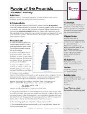power-of-pyramids.pdf - Power of the Pyramids Student ...