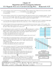 Chapter 15-Magnetism and Electromagnetic Induction
