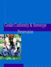 Lecture 8 Gender Conformity POST.ppt