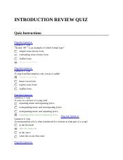 INTRODUCTION REVIEW QUIZ.docx
