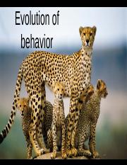 20 - Evolution of behavior_2016_skeleton (1).pdf