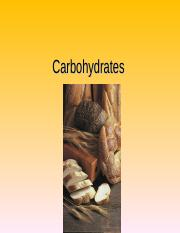 Human Nutrition - Cabohydrates-2.ppt