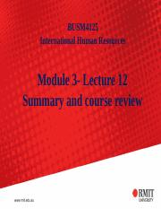 M3L12-Summary and Course Review.ppt