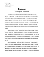 play review 2 passion