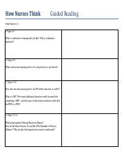 How Nurses Think Guided Reading chptrs 12 .pdf