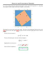 Pythagorean Thm. Proof.pdf