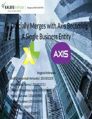 XL Officially Merges with Axis Becoming A Single.pptx