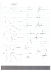 Homework Two or More Integrals
