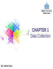 1) Data Collection