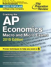 Cracking the AP Economics Macro&Micro Exams, 2015 edition(1).pdf