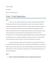 Lab Questions Unit 1 - Judy Kate Kempf.docx