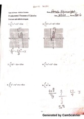 Business Calculus Notes(1)