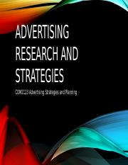 4-Advertising research and strategies.pptx