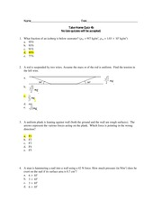Take home quiz 4b