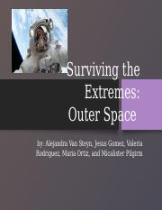 Surviving the Extremes - Outer Space.pptx