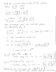 Worksheet 10 Solution