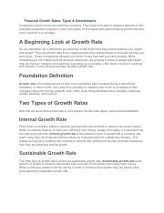 Financial Growth Rates.docx