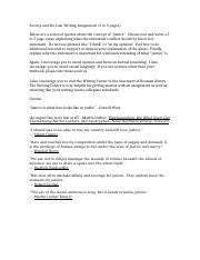 Society and the Law Assignment 1.docx