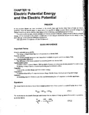 Physics Ch 19 Student Study Guide - Cutnell