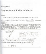 Introduction to Electrodynamics - ch06