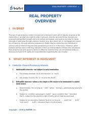Real Property In Brief.pdf