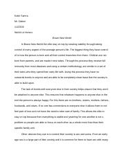 Bbw essay of truth and justice.docx