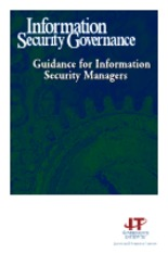Information Security Governance Guidance for Information Security Managers