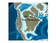 MZ Geology Lecture 15