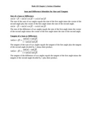 Math 120 chapter3section4 handout