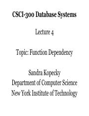 CSCI-300 Lecture 4