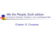 Section1-Congress
