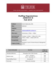 ADM3333 B Fall 2015 Syllabus