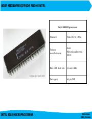 8085 microprocessor architecture _ 8085 tutorial pdf - 8085