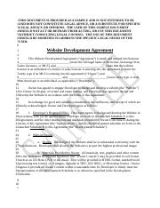 mls-website-development-agreement-2006.doc