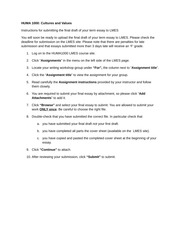 HUMA1000-+Instructions+for+Submitting+Final+Essay+to+LMES