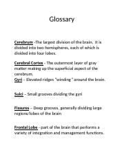 Glossary Psychology.docx