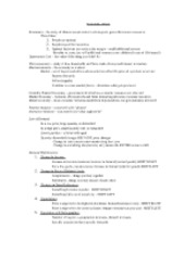 Econ 144 Study Guide-- Test 1