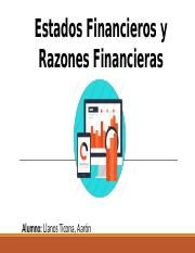 Estados Financieros y Razones Financieras.pptx
