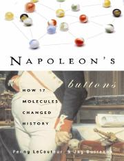 Napoleons Buttons How 17 Molecules Changed History.pdf