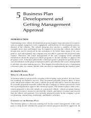 05 Chapter 5 Business Plan Development and Getting Management Approval.pdf