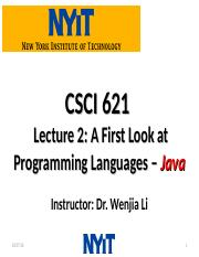 CSCI621_Wenjia_Lecture2.ppt
