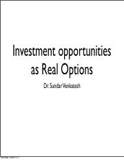 5 - Investment opportunities as Real Options.pdf