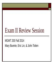 MGMT_200_Exam_II_Review_Slides